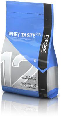 DEX Nutrition Whey Taste