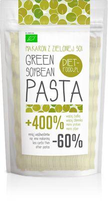 Diet Food Organic Protein Pasta