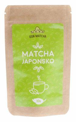 Don Matcha Matcha čaj Japonsko