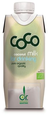 Dr. Martins Coco Coconut Milk BIO