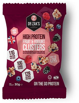 Dr. Zak's High Protein Clusters