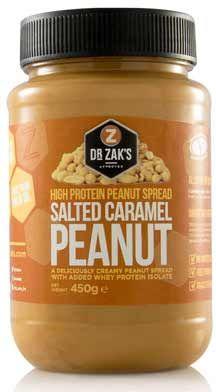 Dr. Zak's High Protein Peanut Spread