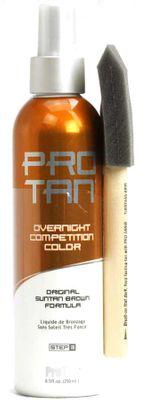 Dream Tan Soutěžní Barva ProTan Overnight Competition