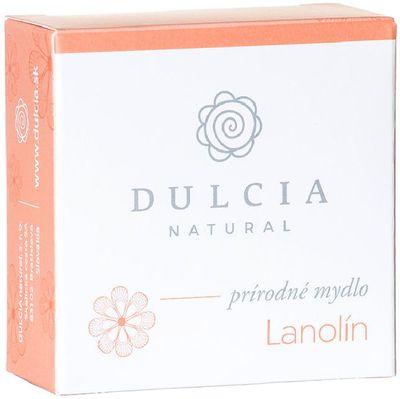 Dulcia Natural Přírodní mýdlo Lanolin