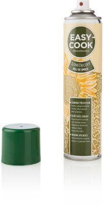 EASY COOK slunečnicový olej ve spreji