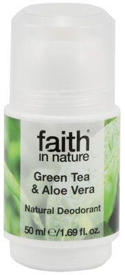 Faith in Nature Deodorant Green Tee a Aloe vera