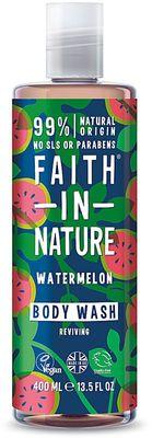 Faith in Nature Sprchový gel a pěna vodní meloun