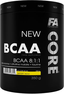 Fitness Authority BCAA Core 8:1:1