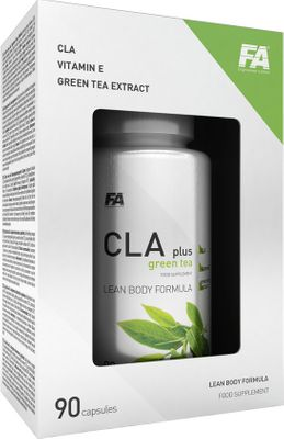 Fitness Authority CLA plus Green Tea