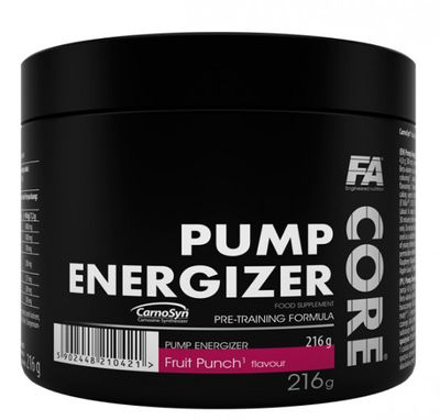 Fitness Authority Core Pump Energizer