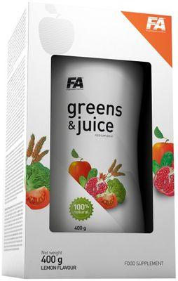 Fitness Authority Greens & Juice