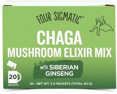 Four Sigmatic Mushroom Elixir Mix Chaga