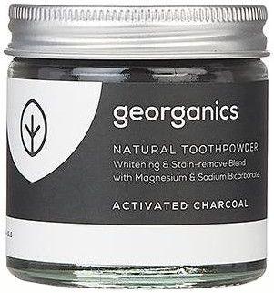 Georganics Natural Toothpowder Charcoal