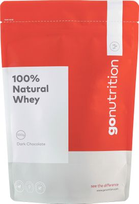 GoNutrition 100% Natural Whey Protein