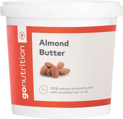 GoNutrition Almond Butter