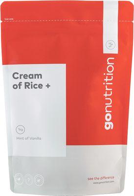GoNutrition Cream of Rice+