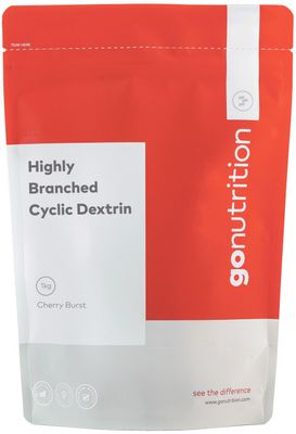 GoNutrition Highly Branched Cyclic Dextrin (Cluster Dextrin)