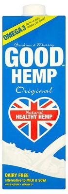 Good Hemp Nutrition Milk