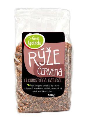 Green Apotheke Červená rýže natural