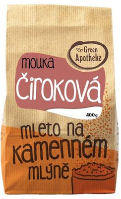 Green Apotheke Mouka čiroková