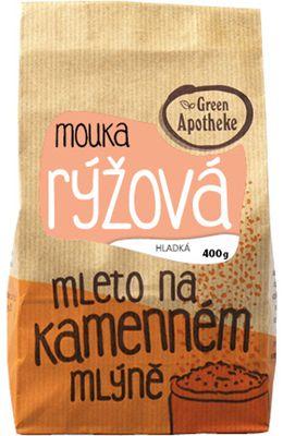 Green Apotheke Mouka rýžová hladká