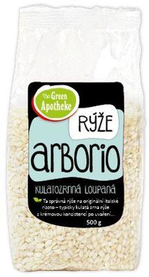 Green Apotheke Rýže Arborio