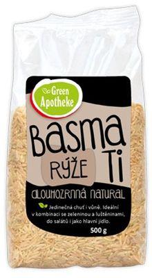 Green Apotheke Rýže Basmati