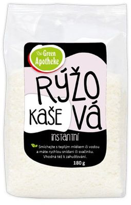 Green Apotheke Rýžová kaše
