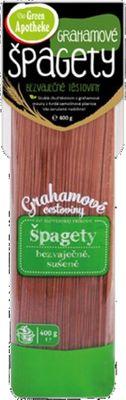 Green Apotheke Špagety grahamové