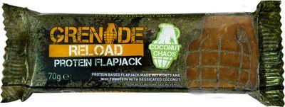 Grenade Reload Protein Flapjack