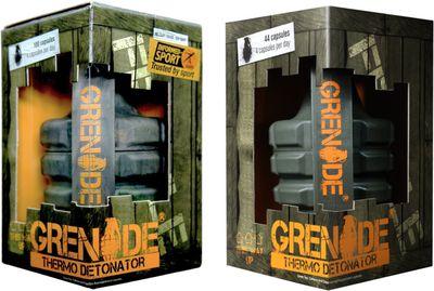 Grenade Thermo detonator 100 kapslí + 44 kapslí