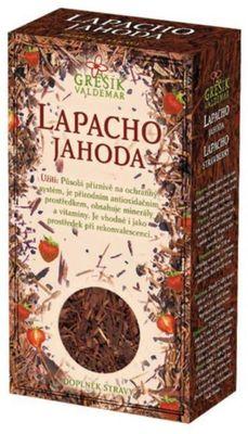 Grešík bylinný čaj Lapacho jahoda