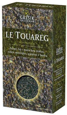 Grešík ochucený čaj Le Touareg