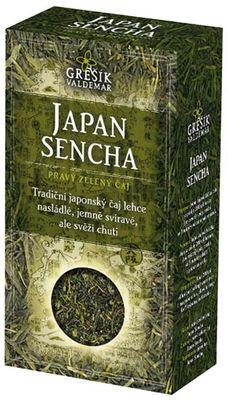 Grešík zelený čaj Japan Sencha