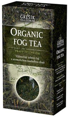Grešík zelený čaj Organic Fog Tea