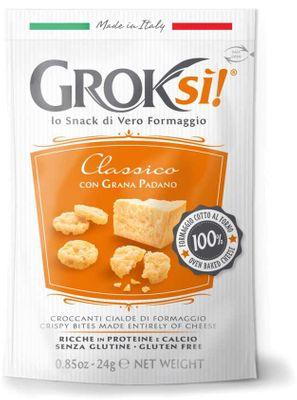 GROKsi! Classico snack ze zralého italského sýru