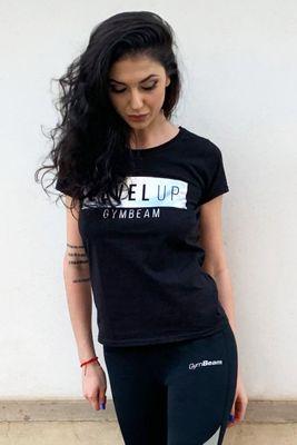 GymBeam dámské tričko Level Up