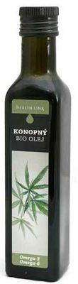 Health Link Bio Konopný olej