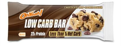 Iss Research Oh Yeah! Low Carb Bar