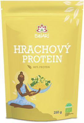 Iswari Hrachový protein 80% BIO