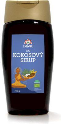Iswari Kokosový sirup tmavý