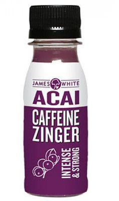 James White Acai Caffeine Zinger
