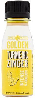 James White Golden Turmeric Zinger