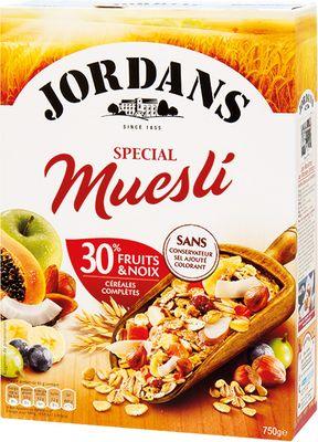 Jordans Special Musli