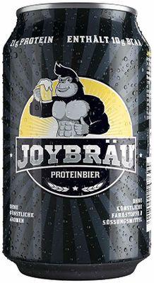 JoyBräu proteínové pivo Proteinbier