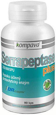 Kompava Serrapeptase Plus