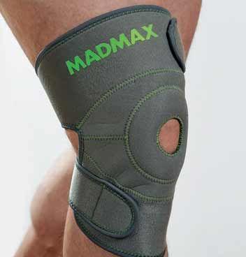 MadMax Bandáž na koleno neopren - stabilizace čéšky MFA295