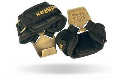 MadMax háčky Metallic Lat Hooks+ kožené MFA-333