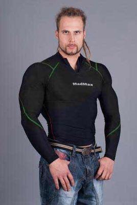 MadMax kompresní triko s dlouhým rukávem