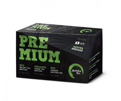 Matcha Tea Bio Premium